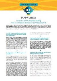 Success Story DOT-Verifier