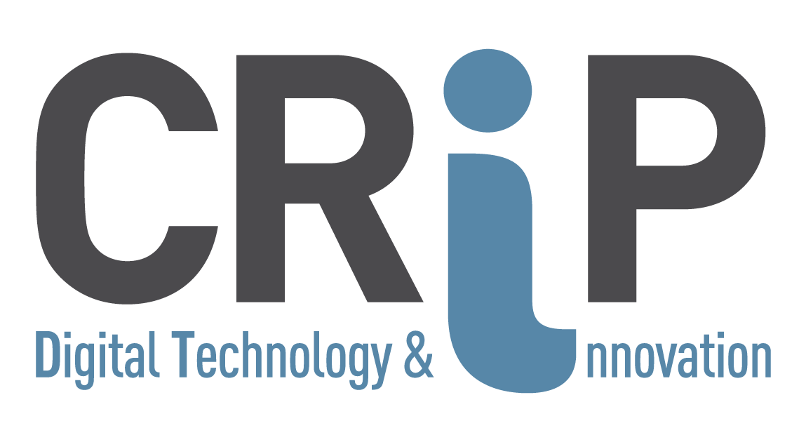 CRIP logo - Digital Technology and Innovation