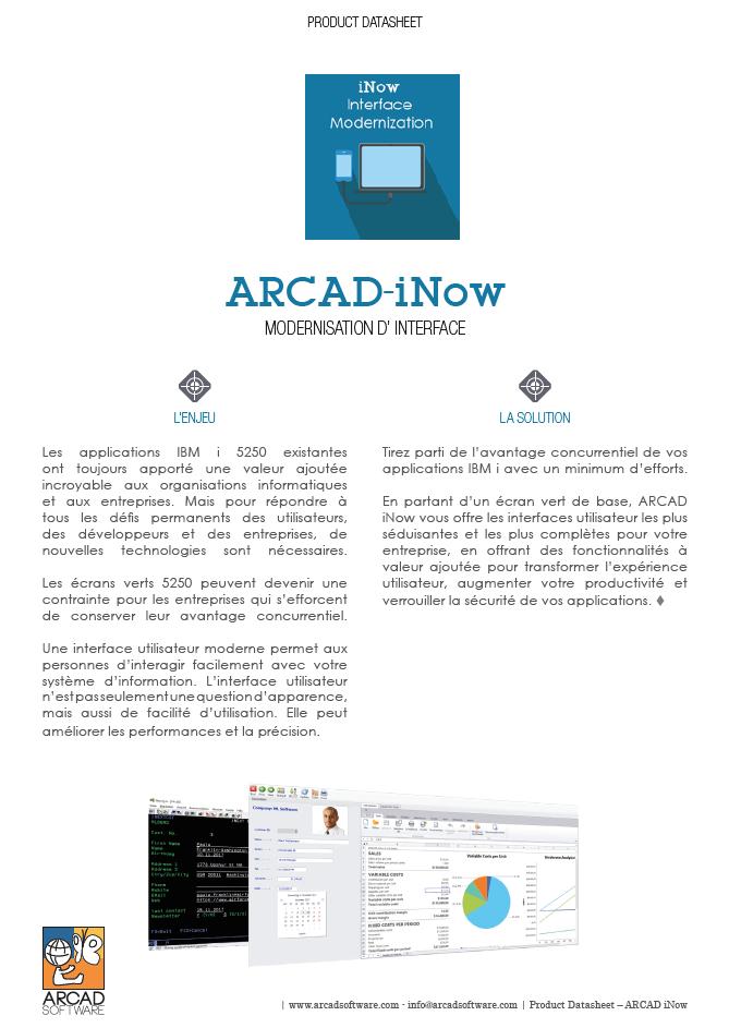 Arcad iNow