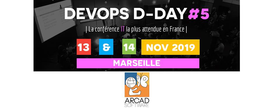 Bannière website DevOps D Day