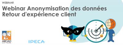 Banner Webinar Anonymisation - retour experience DOT IPECA Sans Date